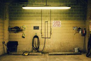A waterproof basement